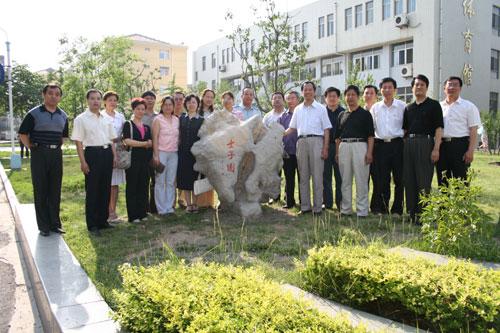 中国空军航空大学飞行学院某训练团团长孙兆福