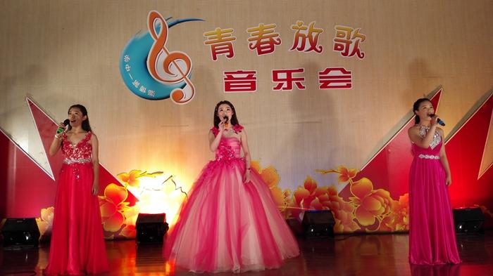 喊太阳-原生态加童声合唱曲谱-激荡青春韵 放歌中国梦